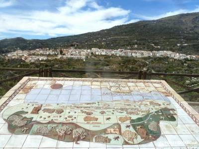 Alpujarra Granadina-Viaje Semana Santa;parque natural muniellos viajes nochevieja la cascada del pur